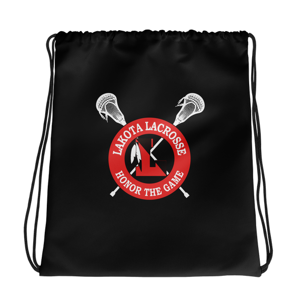 Lakota Lacrosse Club Honor the Game Bag
