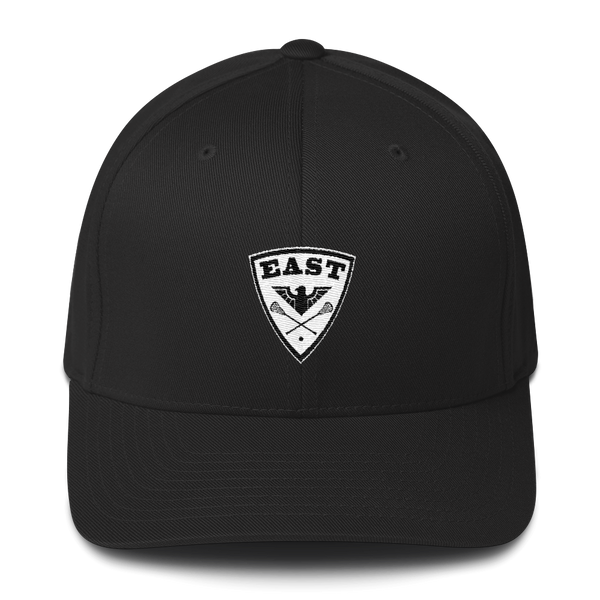 Lakota Lacrosse Club East Embroidered Flex Fit Hat