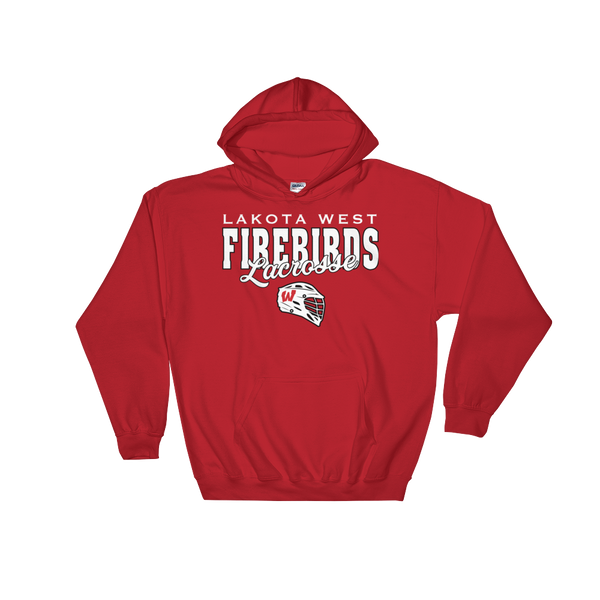 Lakota West Firebirds Lacrosse Hoodie