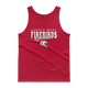 Lakota West Firebirds Lacrosse Tank Top