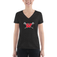 Women's Lakota Lacrosse West V-Neck T-Shirt