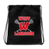 Lakota Lacrosse Club West Drawstring Bag