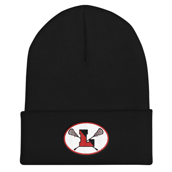 Lakota Lacrosse Club Embroidered Beanie