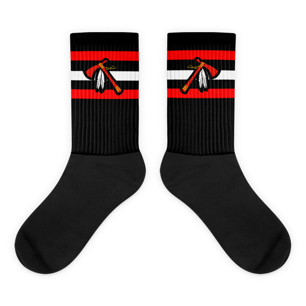Lakota Tomahawk Socks
