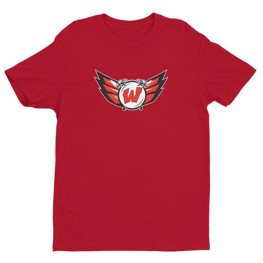 Lakota West Lacrosse Wings T-Shirt
