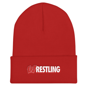 Lakota West Wrestling Beanie