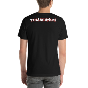 Lakota Tomahawk Logo Cotton T-Shirt