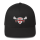 Embroidered Lakota West Lacrosse Flex Fit Hat