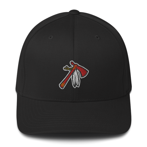 Lakota Tomahawks 3D Puff Embroidered Hat