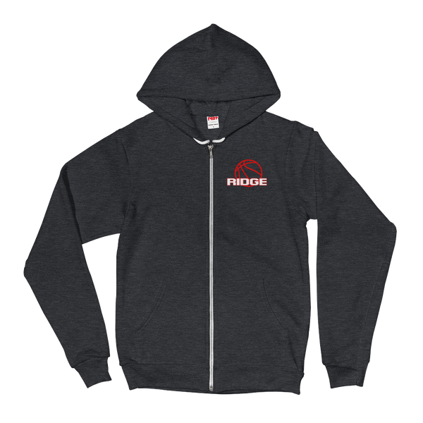 Lakota Ridge Basketball Full Zip Hoodie