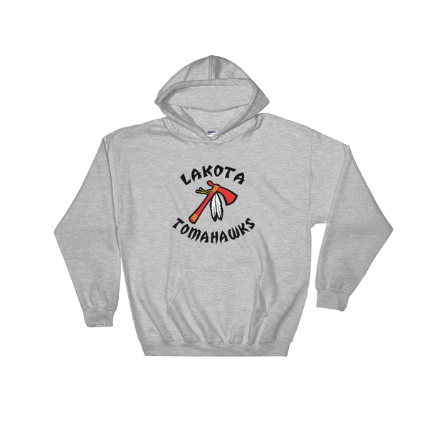 Lakota Tomahawks Hooded Sweatshirt
