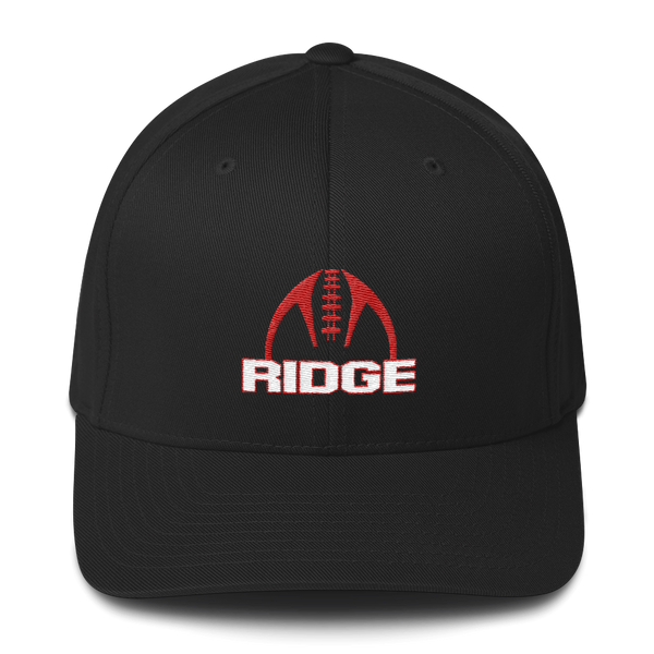 Lakota Ridge Football Stretch Fit Hat