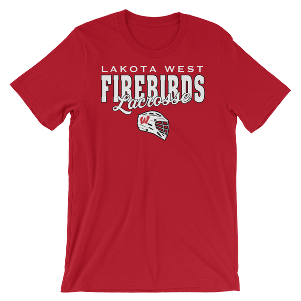 Lakota West Firebirds Lacrosse T-Shirt