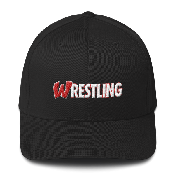 Lakota West Wrestling Stretch Fit Hat