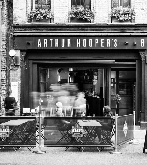 Review - Arthur Hooper's restaurant & wine bar