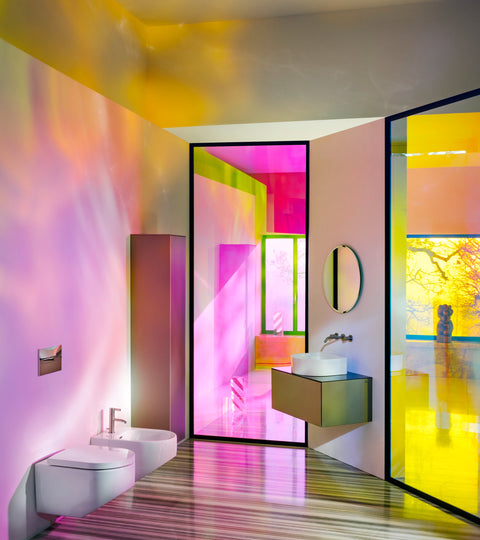 Sonar Bathroom by Patricia Urquiola for Laufen