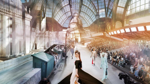 LONDON I Lagerfeld: The Chanel Shows Images simon procter