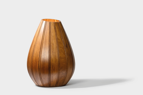Collect Design Disrupters Quercus Pod, 2018, Angus Ross, Scottish Oak, Craft Scotland