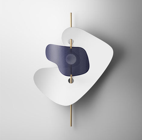 Doshi Levien: Earth to Sky, wall light