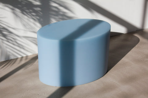 Oval by Sabine Marcelis (2019), courtesy of Side Gallery Design Miami 2019