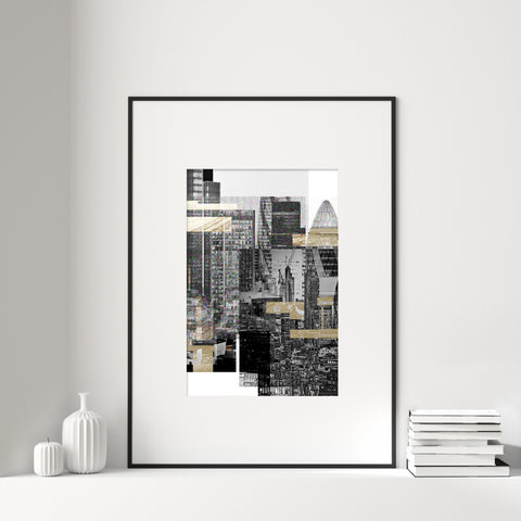 London skyline by Anna Paganelli city photography and print 2020