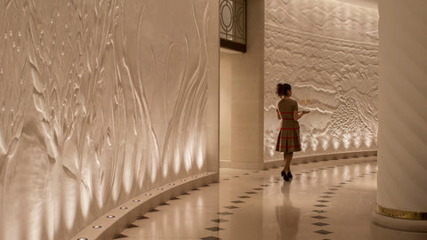 LONDON I Lagerfeld: The Chanel Shows by simon procter Four Seasons Hotel London
