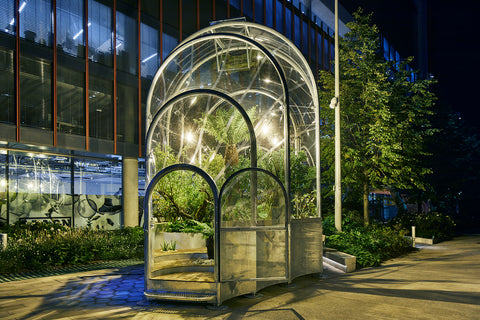 The HotHouse Night photo London Design Festival 2020