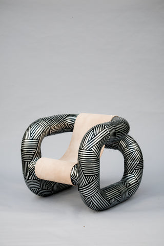 Tubular Armchair by Lucas Munoz_Virtual Design Destination Spain London Design Festival 2020