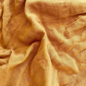 The Artist Blouse Ochre- Brigitte May