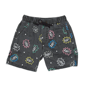 Rad Boat Shorts- Zuttion