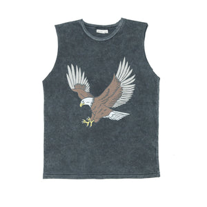 Zuttion - Eagle Charcoal Tank