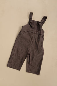 Pioneer Overalls Chocolate- Luca the Label
