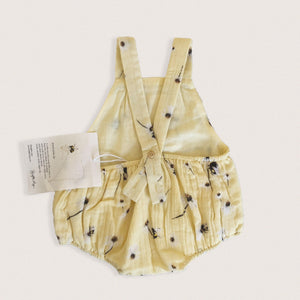 The Cloud Romper Yellow Daisy- Brigitte May