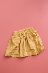 Freya Skirt Sunshine- Luca the Label