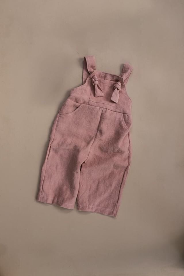 Pioneer Overalls Rosewood- Luca the Label