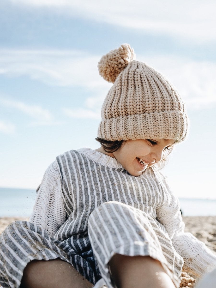 Lion + Lamb the Label KIDS KNIT BEANIE