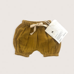 The Breeze Short Ochre- Brigitte May
