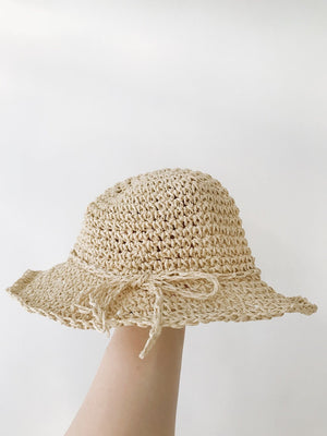 Kids Sun Hat- Lion and Lamb the Label