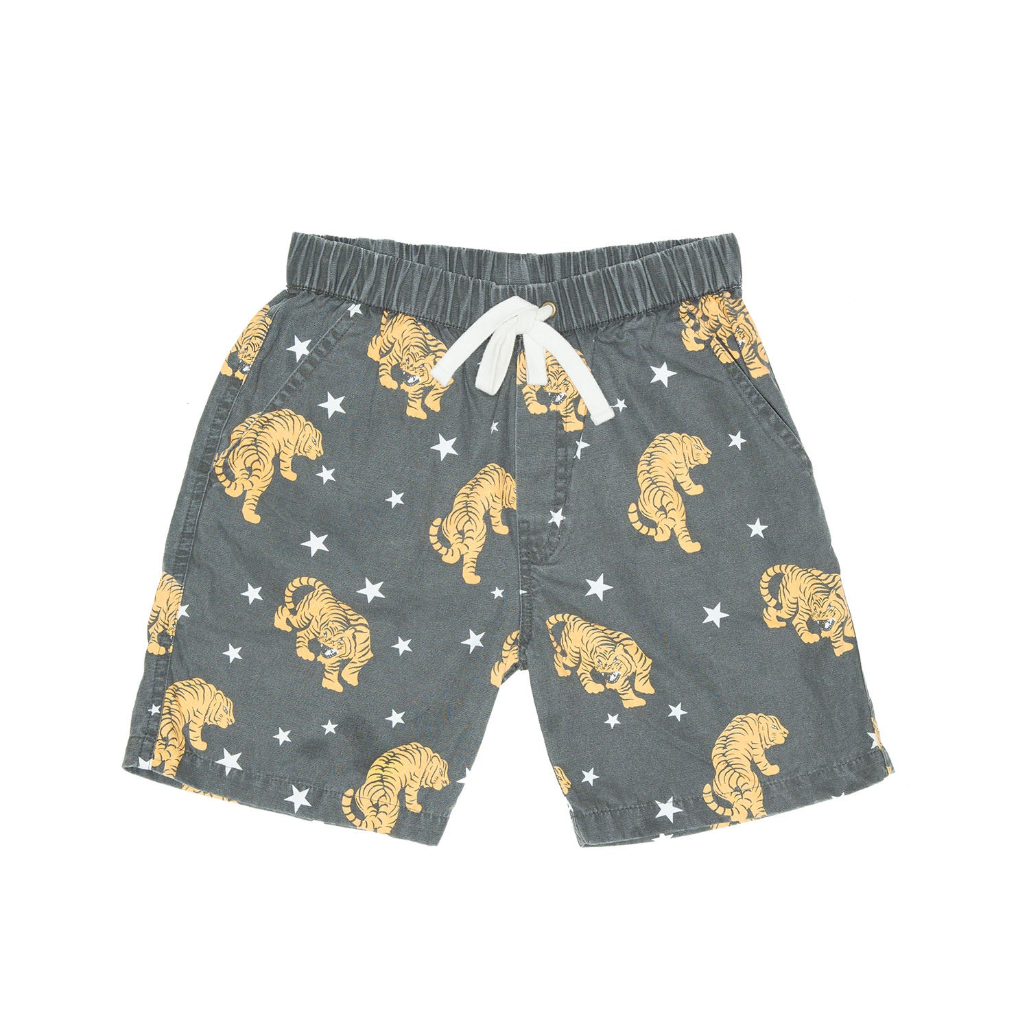 Zuttion - Tiger Star Walk shorts