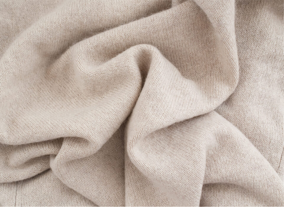 Pure Cashmere | A luxurious experience.