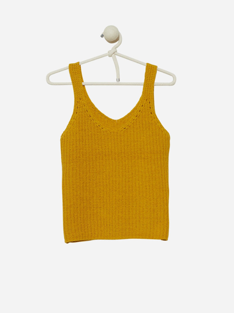 Mango Mojito - Cotton Tank Top Sweater - Cotton Tank Top Sweater