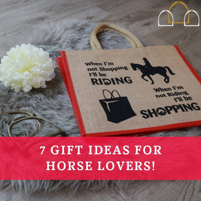 7 Gift Ideas for Horse Lovers!