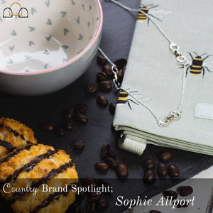 Country Brand Blog about Sophie Allport Home decor and Kitchen Ware from UK Stockist Lofthouse Equestrian & Country