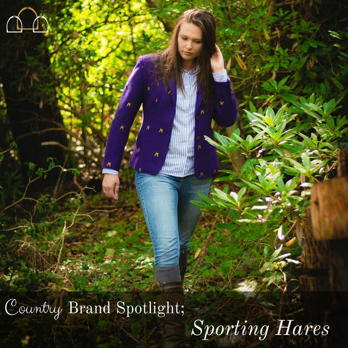Country Brand Spotlight; Sporting Hares