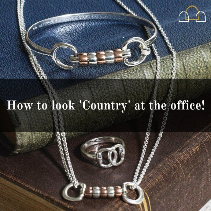 How to look 'Country' at the office!