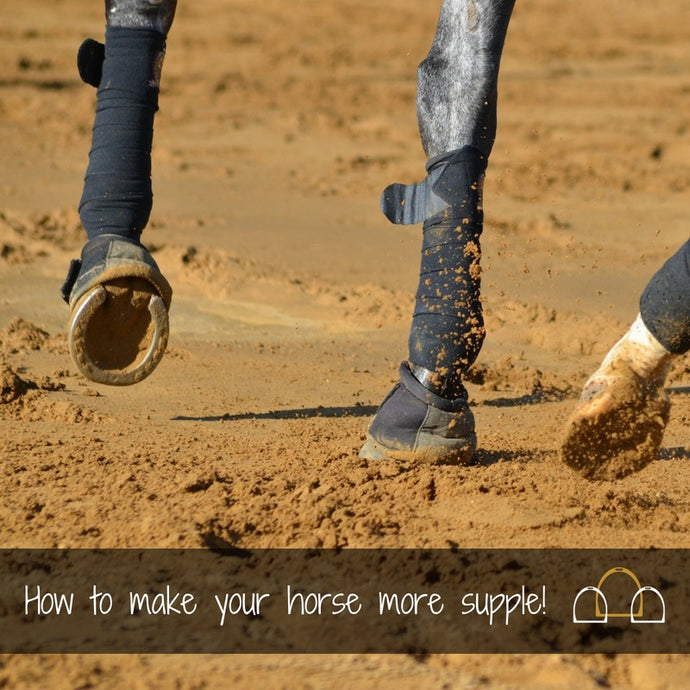 How to make your horse more supple!