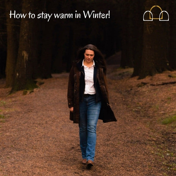 How to stay warm (yet stylish) in Winter!