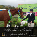 Life with a Neurotic Thoroughbred by Nicola Porter