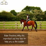 Rider Position; Why it's important and top tips to help you in the saddle!