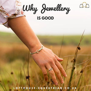 Why Jewellery is good; Equestrian Jewellery Inspiration